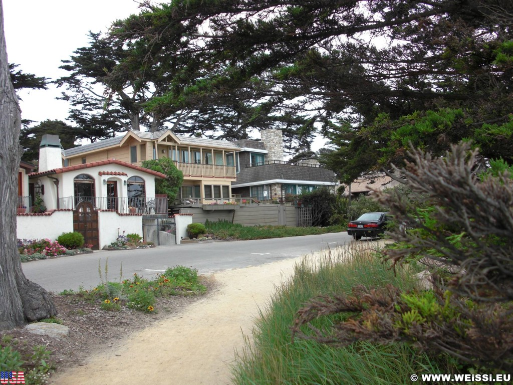 Carmel by the Sea. - Westküste, Gebäude, Haus, Carmel-By-the-Sea - (Carmel-by-the-Sea, Carmel, California, Vereinigte Staaten)