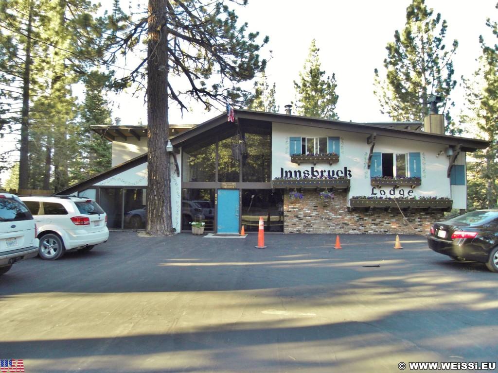 Innsbruck Lodge, Mammoth Lakes. - Gebäude, Hotel, Unterkunft, Haus, Motel, Mammoth Lakes, Innsbruck Lodge Mammoth Lakes - (Mammoth Lakes, California, Vereinigte Staaten)