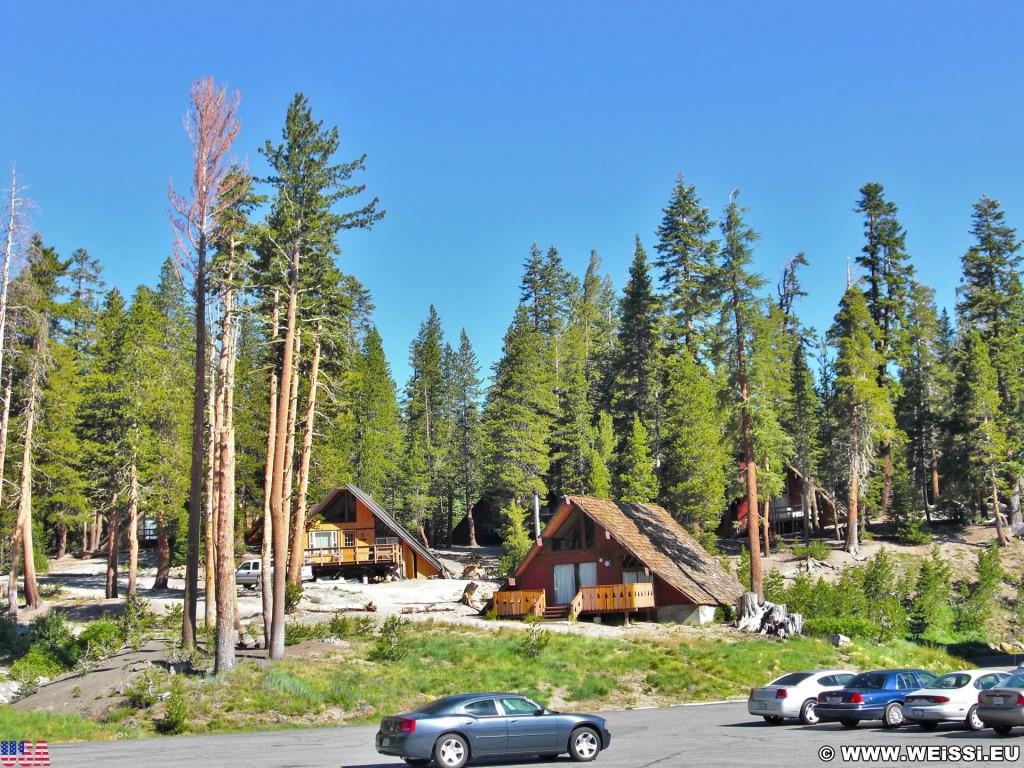 Mammoth Lakes. - Gebäude, Haus, Mammoth Lakes - (Mill City (historical), Mammoth Lakes, California, Vereinigte Staaten)