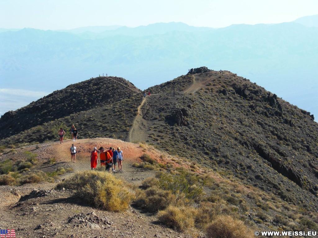 Death Valley National Park. - Death-Valley-Nationalpark, Dantes View - (Badwater, Death Valley, California, Vereinigte Staaten)