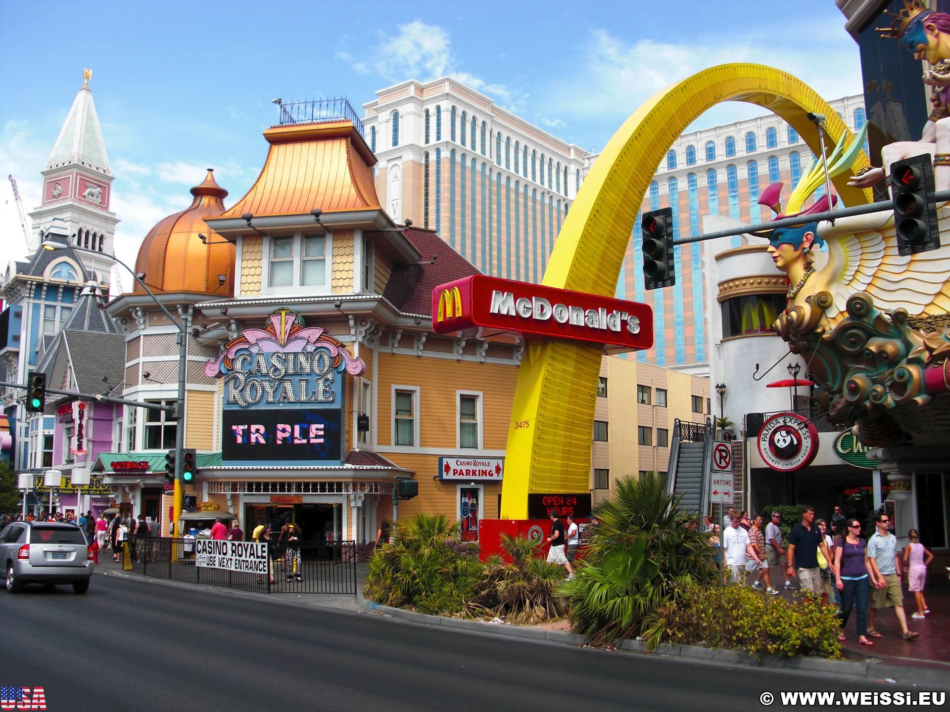 9. - 11. Tag, Las Vegas