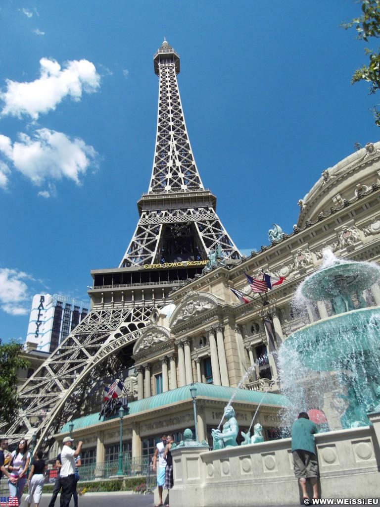 Las Vegas. - Las Vegas, Turm, Eiffelturm - (Bracken, Las Vegas, Nevada, Vereinigte Staaten)