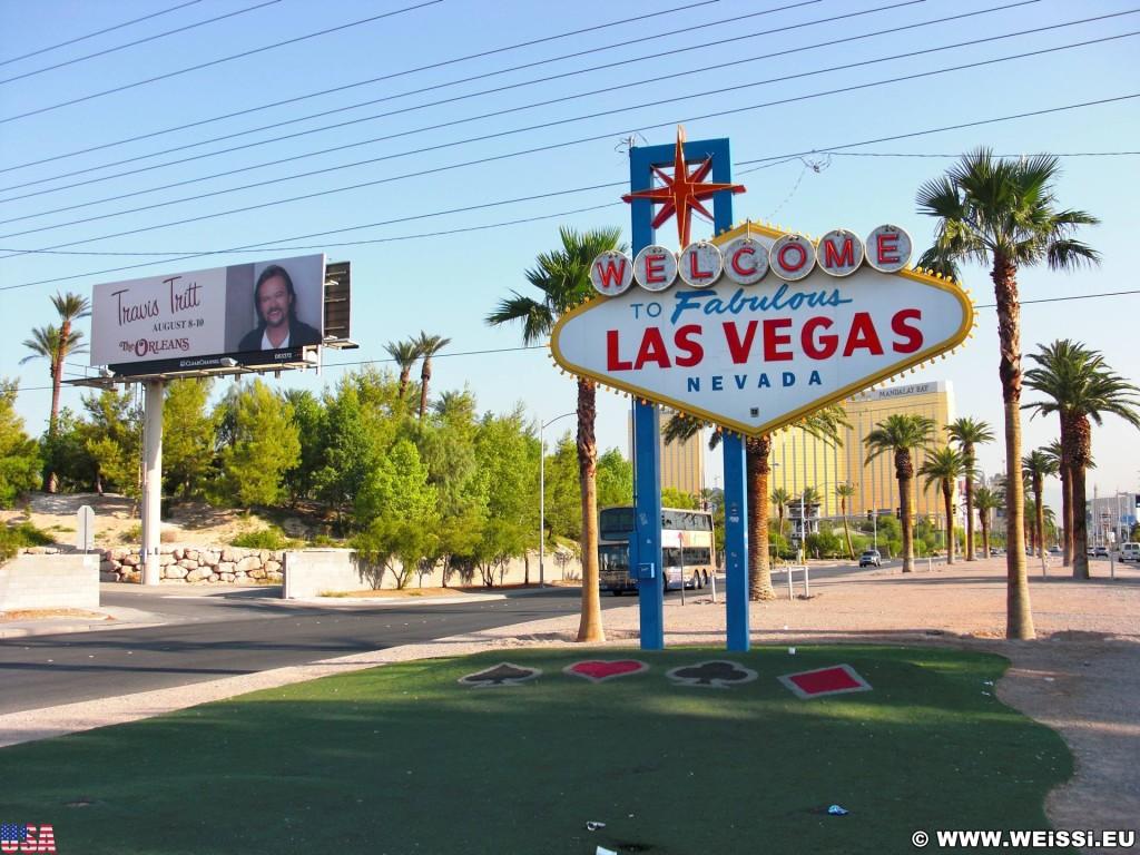 Las Vegas. - Werbeschild, Schild, Werbeschrift, Einfahrtsschild, Las Vegas, Leuchtschild, Werbeturm, Las Vegas Boulevard, Welcome to Fabulous Las Vegas, Sign, Betty WILLIS, Western Neon, Young Electric Sign Company - (Boulder Junction, Las Vegas, Nevada, Vereinigte Staaten)