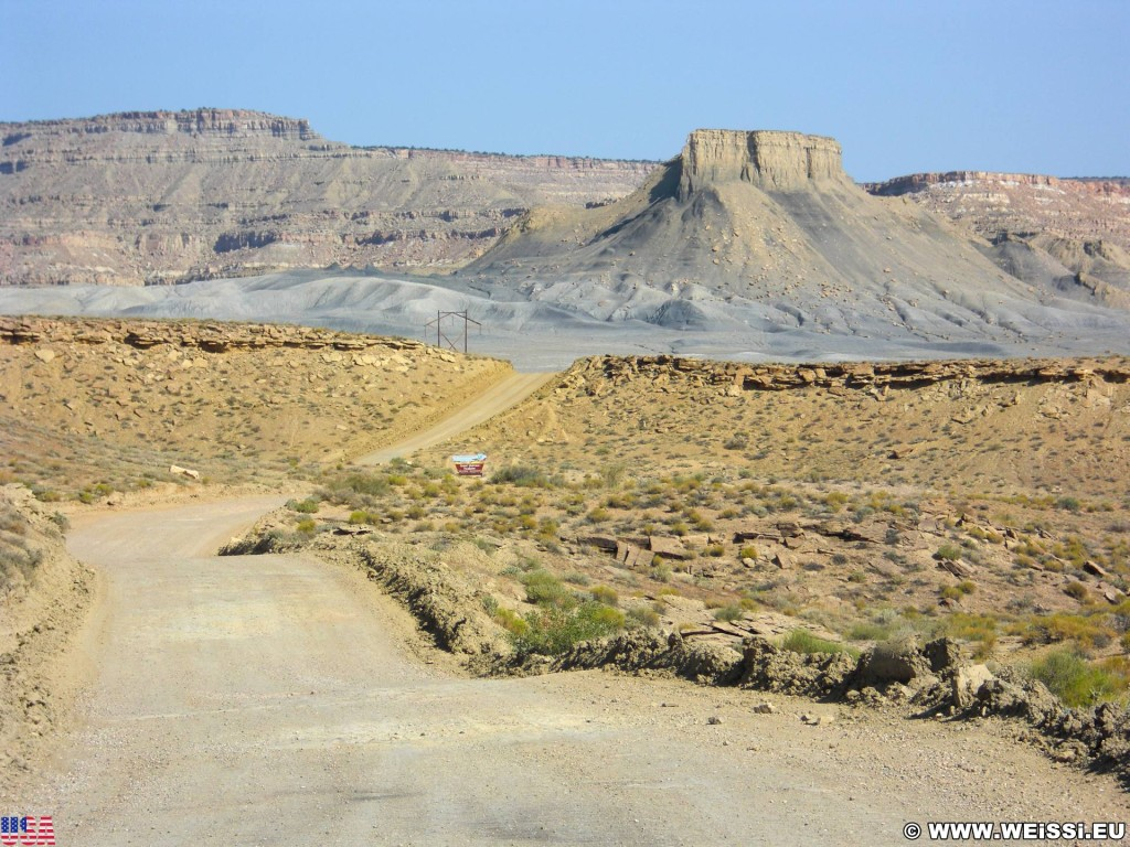Cottonwood Canyon Road. - Strasse, Landschaft, Sandstein, Sandsteinformationen, Cottonwood Canyon Road, Grand Staircase Escalante National Monument, Canyon, Butte - (Paria, Kanab, Utah, Vereinigte Staaten)