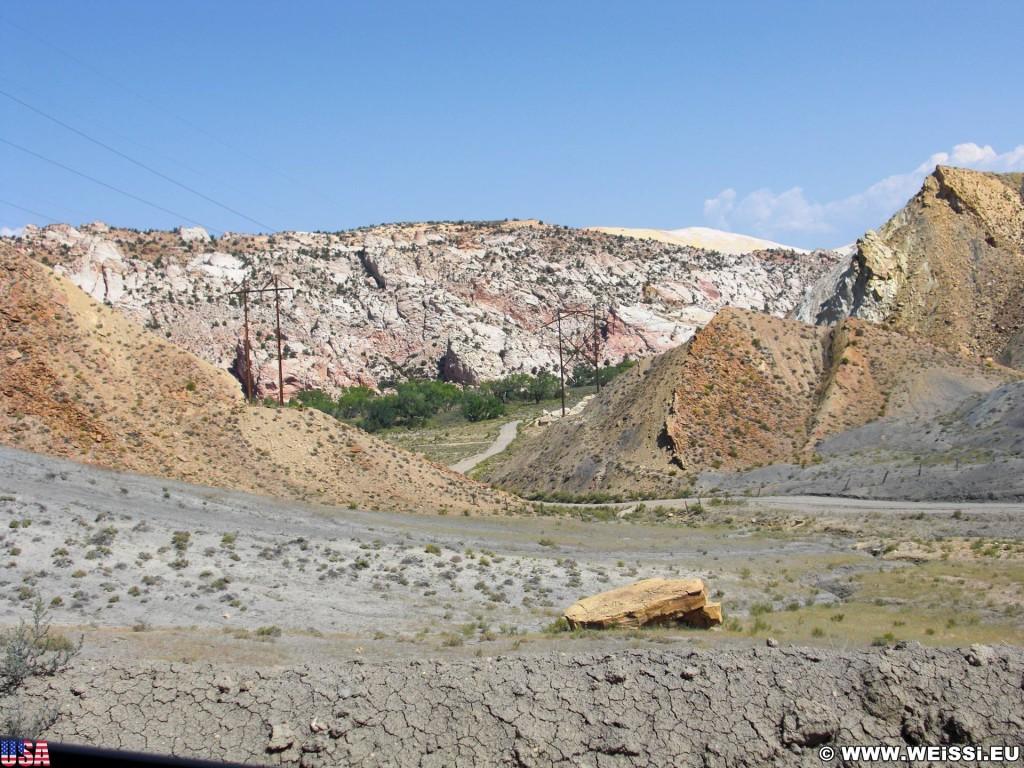Cottonwood Canyon Road. - Landschaft, Cottonwood Canyon Road, Grand Staircase Escalante National Monument, Canyon - (Paria, Kanab, Utah, Vereinigte Staaten)