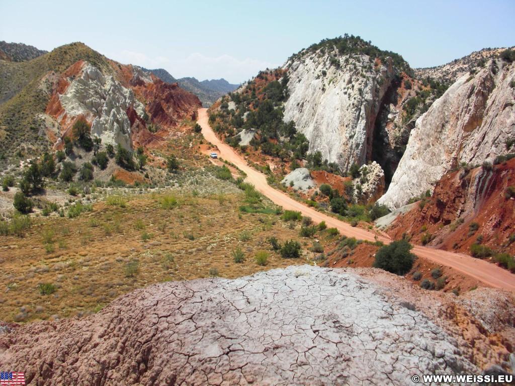 Cottonwood Canyon Road. - Landschaft, Felsen, Felsformation, Sandstein, Steine, Cottonwood Canyon Road, Grand Staircase Escalante National Monument, Canyon - (Paria, Kanab, Utah, Vereinigte Staaten)