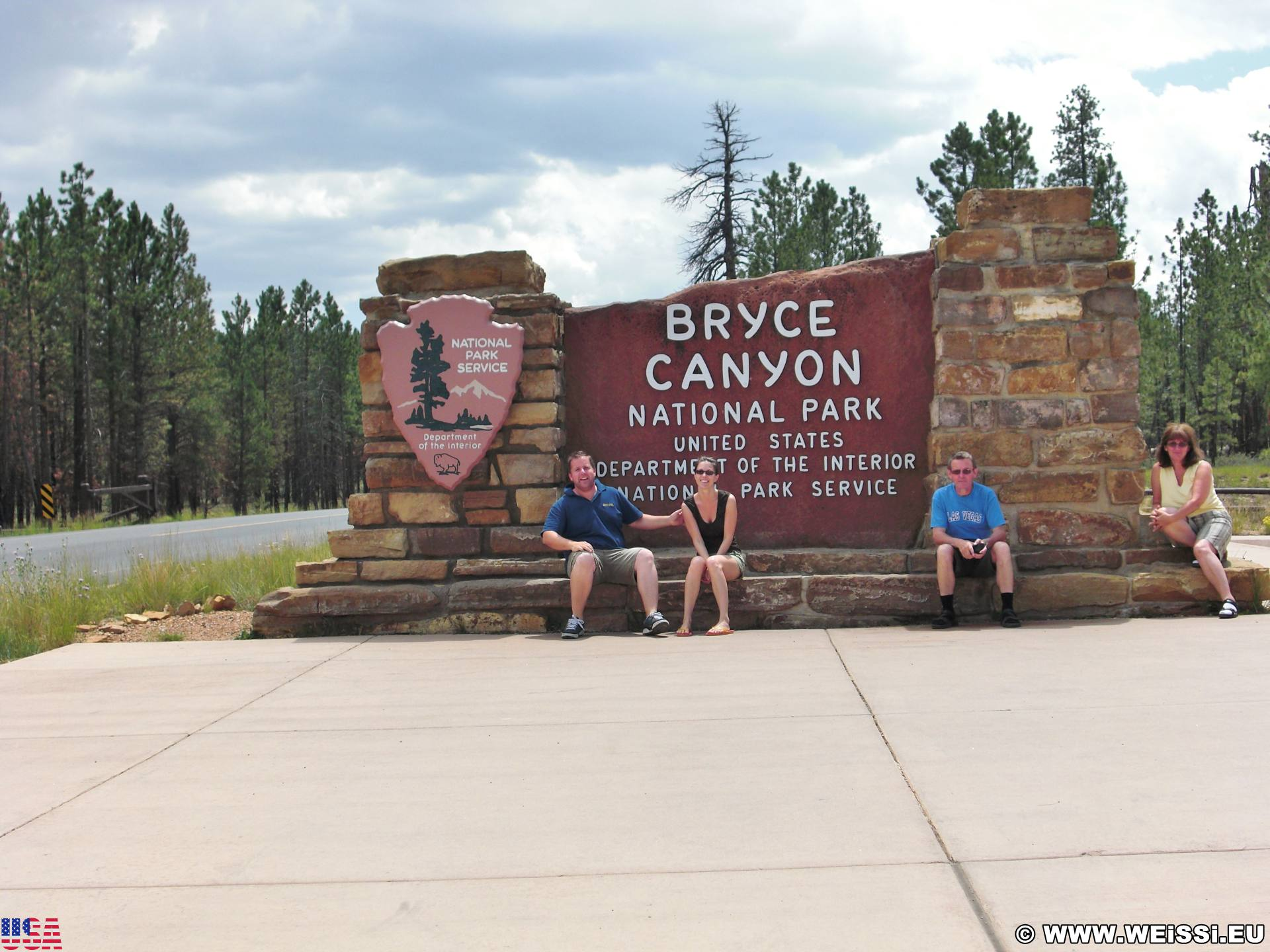 13. Tag, Cottonwood Road, Bryce Canyon