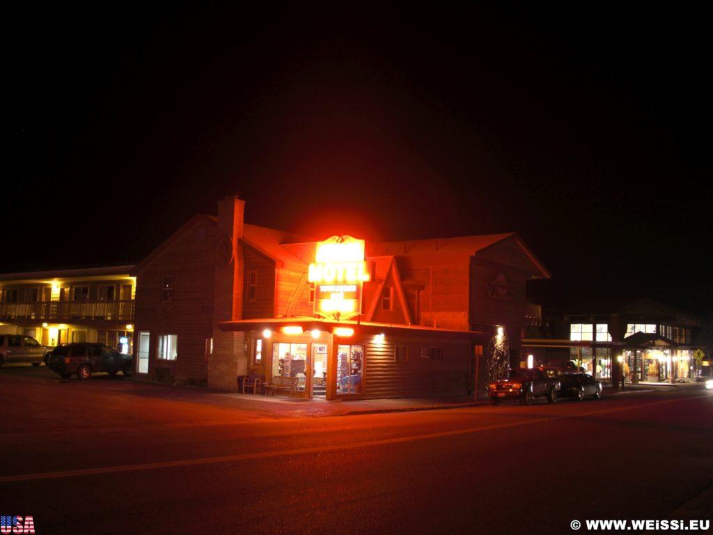 Antler Inn. 43 W. Pearl Street, Jackson Hole, Wyoming  Zimmer 165. - Unterkunft, Motel, Antler Inn - (Jackson, Wyoming, Vereinigte Staaten)