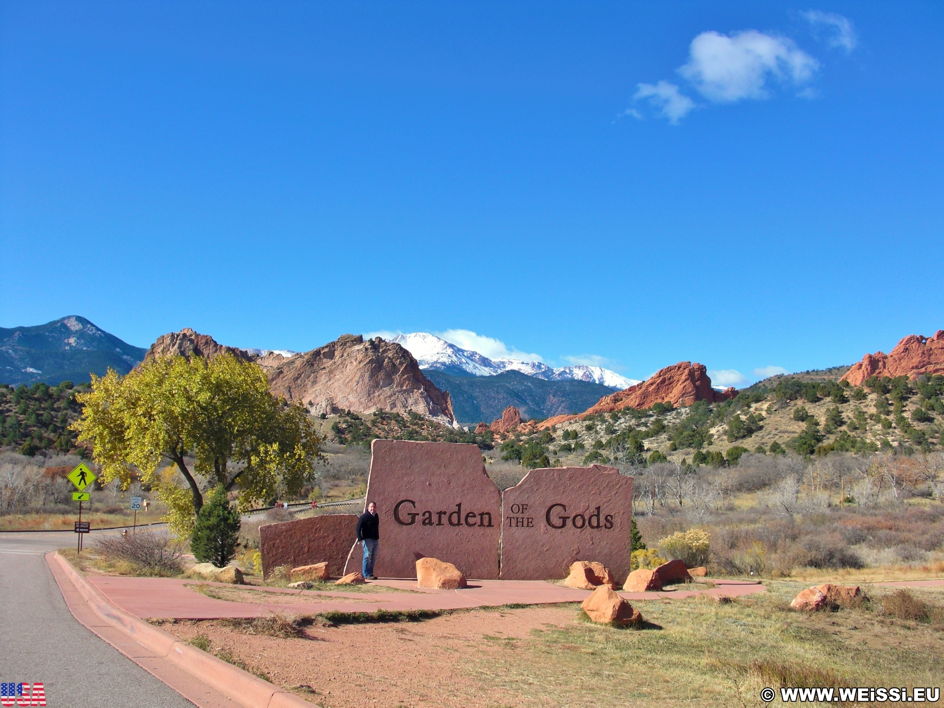 16. Tag, Garden of the Gods und Manitou and Pikes Peak Cog Railway